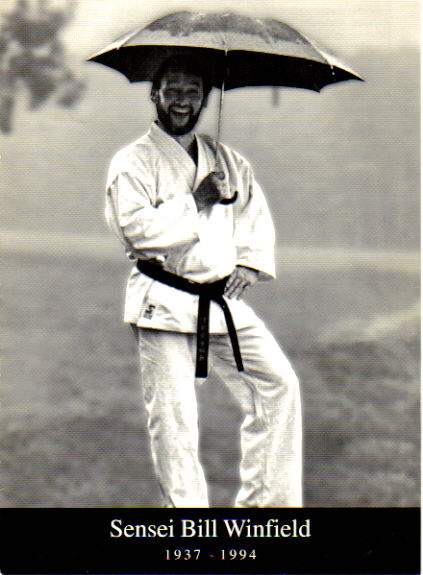 Sensei Bill Winfield